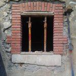 ouverture  briques