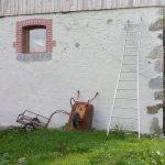 ouverture en briques
